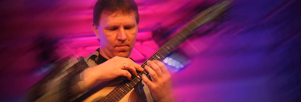 VITALY MAKUKIN, tapping guitarist virtuoso and composer